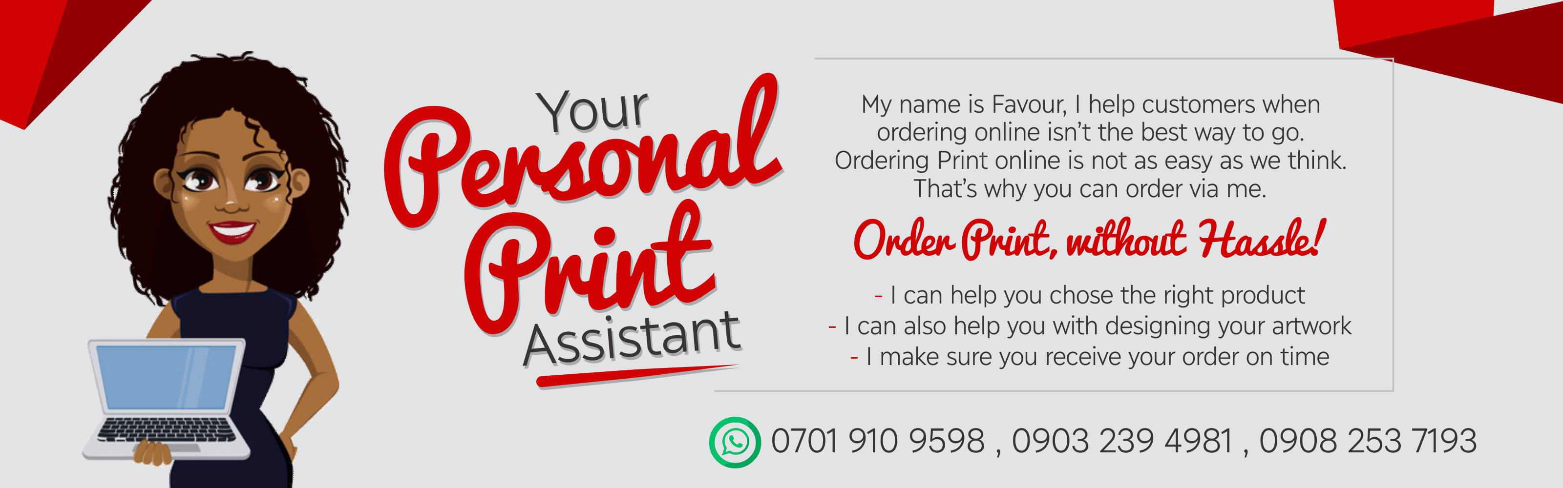 Your Presonal Print Assistant