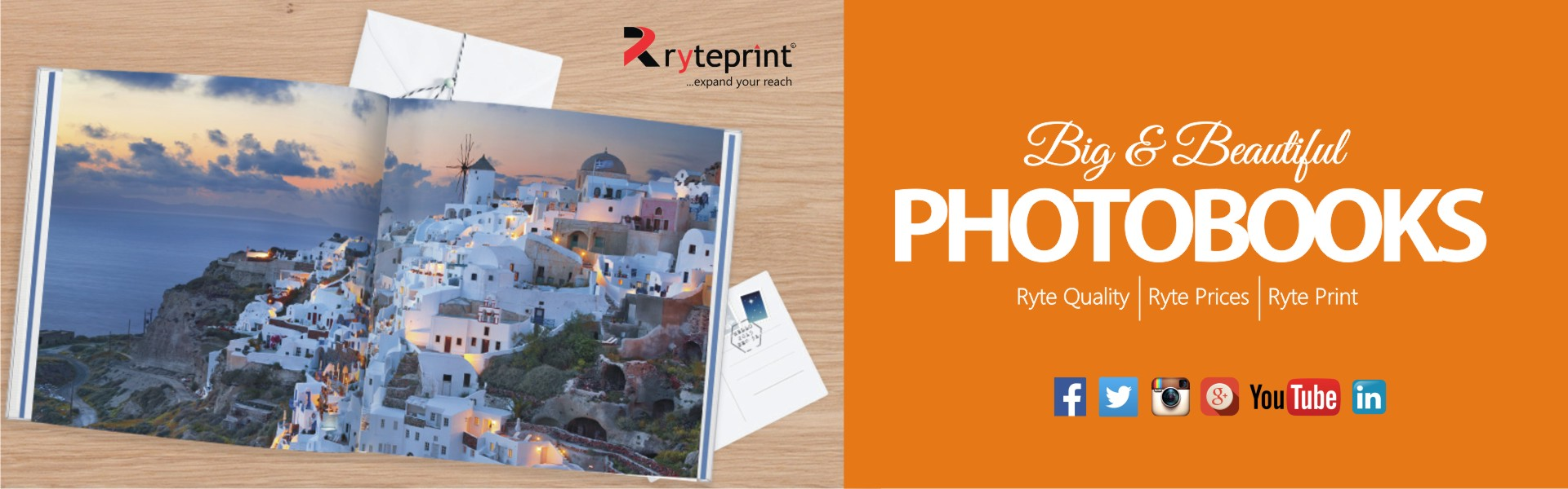 Ryteprint Photobook