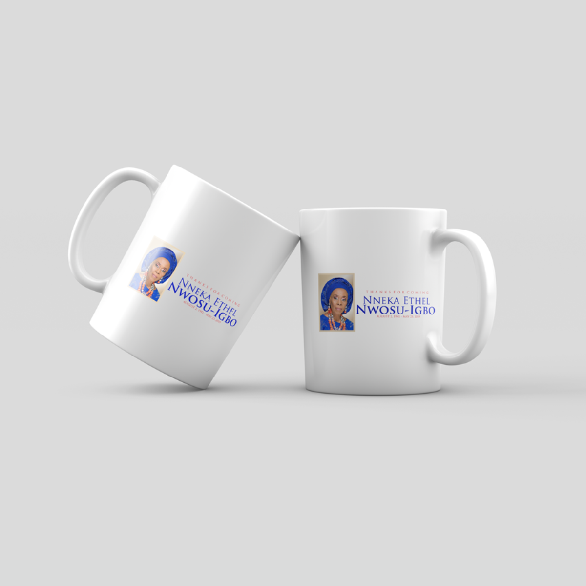 Coated Mugs 15oz