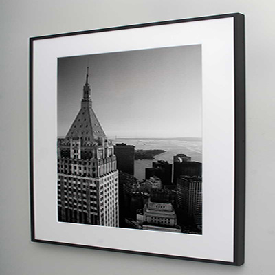 Photo Enlargement  Framed 16' * 20'