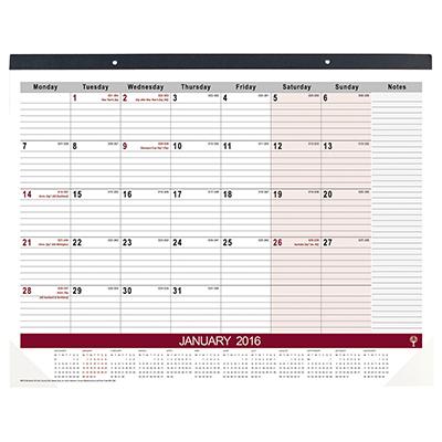 A2 Desk Planner (Set)