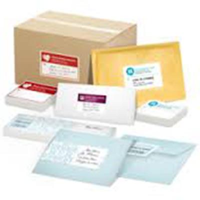 Mailing Labels Medium