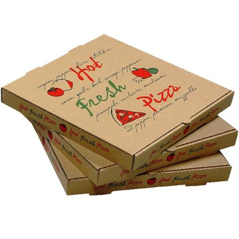 Branded Pizza Boxes