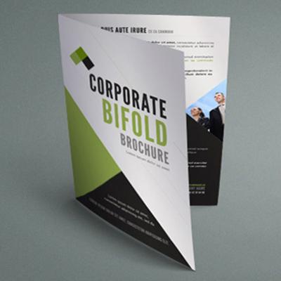 A3 Bi-fold Brochures