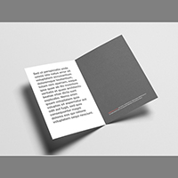 A5 Bi-fold Brochures