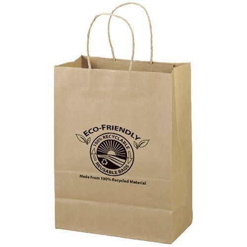 Eco Friendly Paper Bags Medium