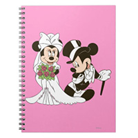 Wedding Spiral Notebook