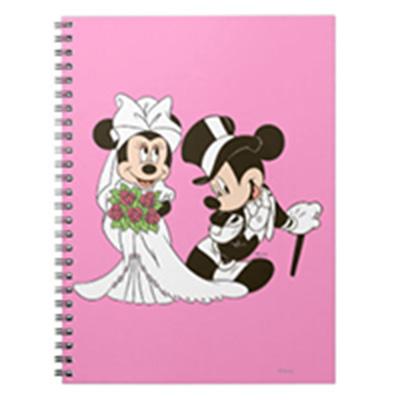 Wedding Spiral Notebook