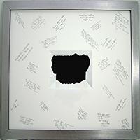 A2 Signature Frame