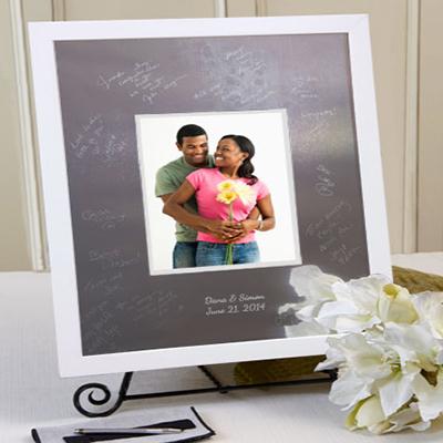 A3 Signature Frame